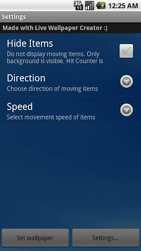 【免費個人化App】Glorious Blue Sky Live WP-APP點子