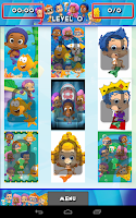 Screenshot of Bubble Guppies Puzzle