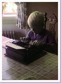 Typewriter cr