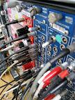 Kabel A in Buchse Y, Kabel B2 mit Stecker 7E verbinden...