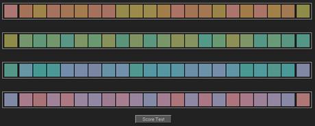 Scala delle tonalità