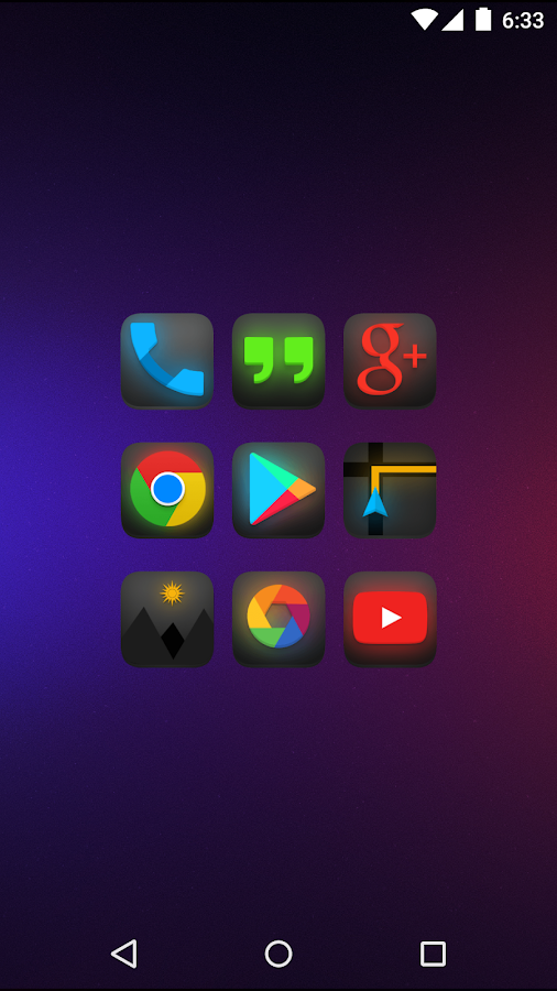 Pulse Icon Pack Screenshot 1