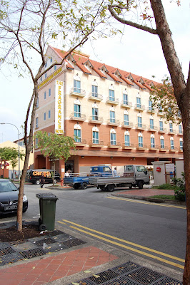 Fragrance Hotel Joo Chiat Road