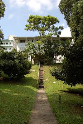 Former RAF Changi Hospital