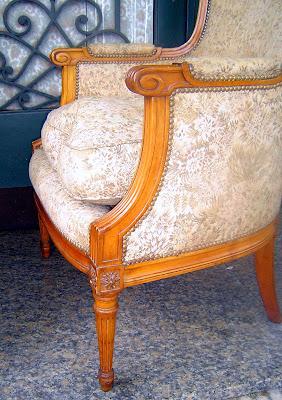 Hermoso par de sillones estilo frances luis xvi de calidad - Sillones estilo frances ...