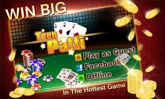 Screenshot of Teen Patti ♠ Online Card Game