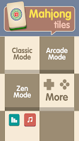 Screenshot of Don't Tap The Mahjong Tiles