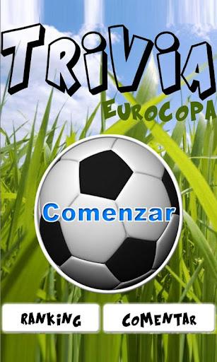 Trivia Eurocopa