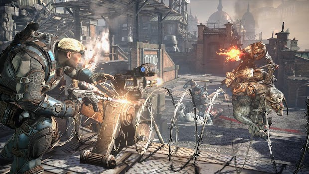 Microsoft secures the rights to the Gears Of War series from Epic