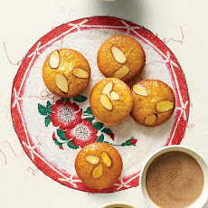 Almond Financier Tartlets