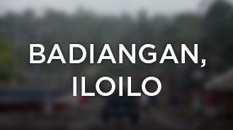 Badiangan, Iloilo