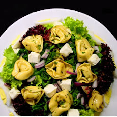 Ali's Greek Tortellini Salad