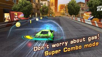Screenshot of WeChat Speed