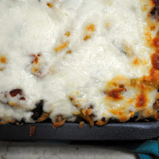 Meaty Baked Ziti with Fresh Ricotta