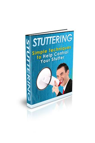 Stuttering - Simple Techniques