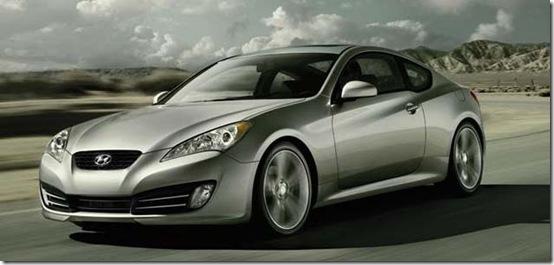 [Foto] Hyundai visão frontal e lateral