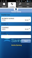Screenshot of Biddeford Savings Mobile