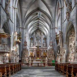 Impressive by Michael Milfeit - Buildings & Architecture Places of Worship ( kirche, gothic, kloster, church, salemer münster, cathedral, salem, basilica, zisterzienserkloster )