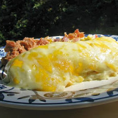 Lisa's Sour Cream Chicken Enchiladas
