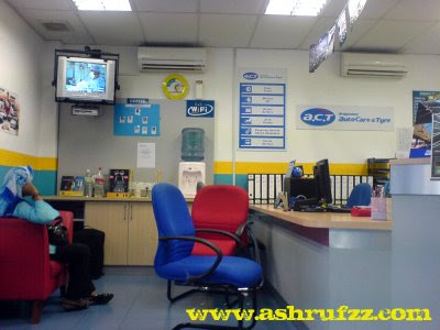 AutoCare & Tyre (ACT) with Free Wi-Fi Available