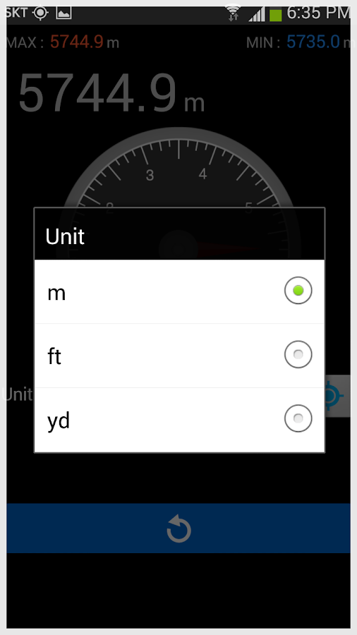 Altimeter - PRO Screenshot 0