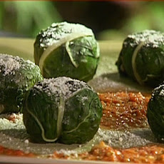 Swiss Chard Boules Stuffed with Lemon Barley