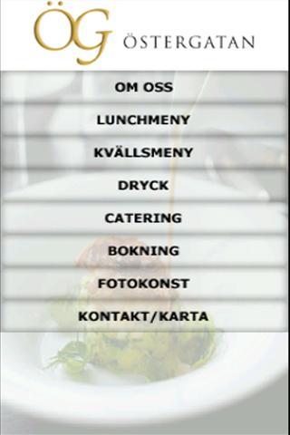 Brasserie Ostergatan