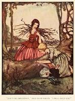Screenshot of Сказки братьев Гримм