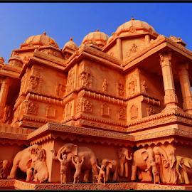 Temple pandel by Milan Kumar Das - Buildings & Architecture Architectural Detail