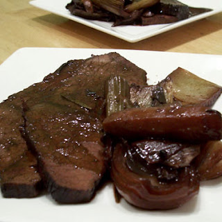 Beef Braised in Barolo