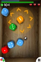 Screenshot of DiceBall free