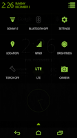 Screenshot of Green Android CM11 AOKP Theme