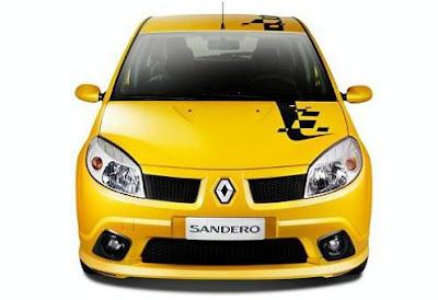 Renault Sandero Sport F1