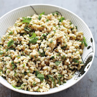 Barley Salad with Herbs