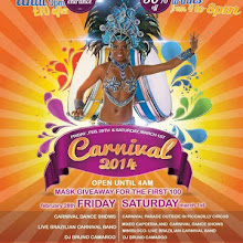 Carnival Weekend. Day 1!