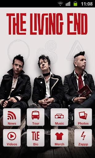 【免費音樂App】The Living End-APP點子