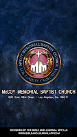 Screenshot of McCoy Memorial Baptist Church