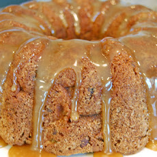 Chipotle Apple Pecan Cake