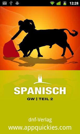 SPANISCH GW Teil 2