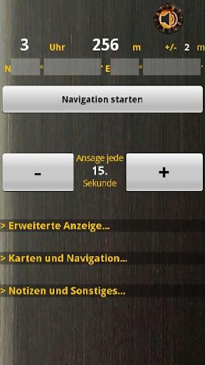 GC Babble Outdoor-Navigation