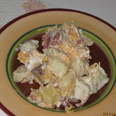 Ranch Red Skin Potato Salad