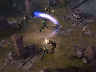[PC]暴風雪正式公開《暗黑破壞神3》!經典RPG即將重返王座!
