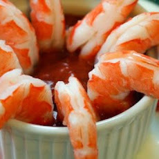 Steamed Shrimp or Shrimp Cocktail