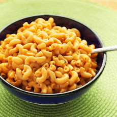 Vegan Stovetop-Style Macaroni and Cheese