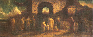 RIJKS: Adolphe Joseph Thomas Monticelli: painting 1886