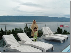 Danau Toba Cottage after bfast