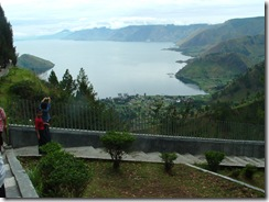 Northend of Lake Toba