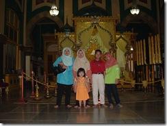 Singgahsana Istana Maimun