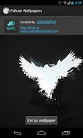 Screenshot of Falcon for Twitter (Donate)