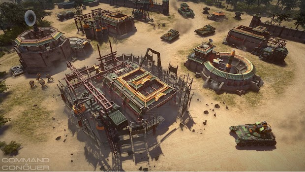 EA to resurrect Command & Conquer at a new development studio
